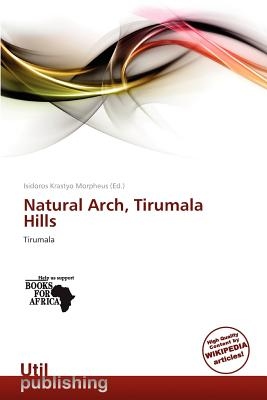 Utilpublishing Natural Arch, Tirumala Hills by Krastyo Morpheus, Isidoros [Paperback] at Sears.com